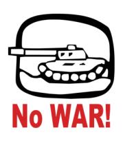 Толстовка No War