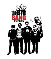 Мужская майка The Big Bang Theory