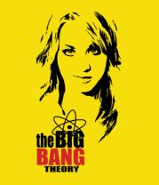 Детская футболка  The Big Bang Theory. Пенни