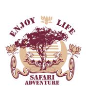 Бейсболка Safari