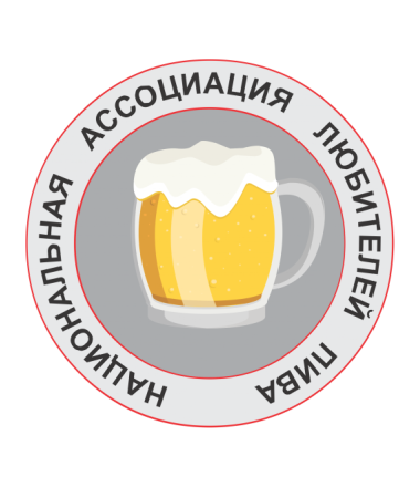 Женская футболка с длинным рукавом Национальная ассоциация любителей пива