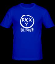 Мужская футболка  Oxxxymiron