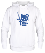 Толстовка Kitty Soldier