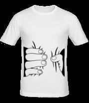 Мужская футболка  Big Hand