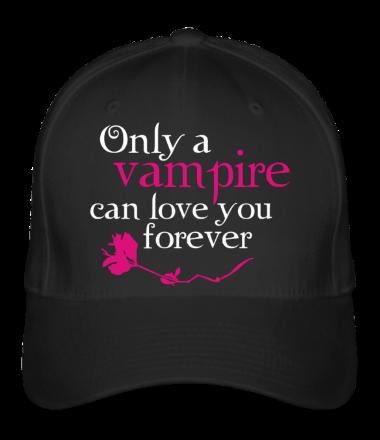 Бейсболка Любовь вампира