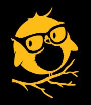 Детская футболка  Совенок в очках