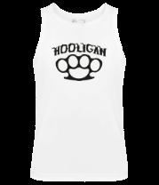 Мужская майка Hooligan (хулиган)