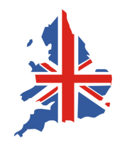 Трусы мужские боксеры Карта Англии