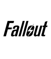 Мужская футболка с длинным рукавом Fallout