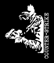 Женская майка борцовка Counter Strike