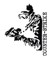 Женская футболка с длинным рукавом Counter Strike