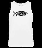 Мужская майка Darvin - рыбка