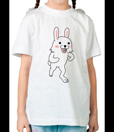 Детская футболка  Педозайка