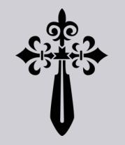 Толстовка Узорный крест