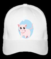 Бейсболка Розовая кошка