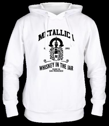 Толстовка Metallica Whiskey in the Jar