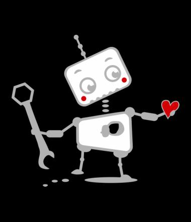 Толстовка Роботы мальчик