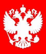 Детская футболка  Герб РФ