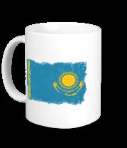 Кружка Флаг Казахстана