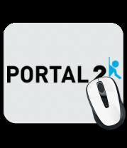 Коврик для мыши Portal 2