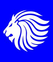 Бейсболка Лев - царь зверей