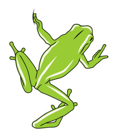 Футболка для беременных Зеленая лягушка