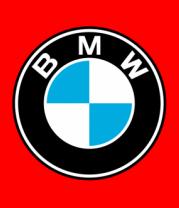 Женская футболка  Logo BMW