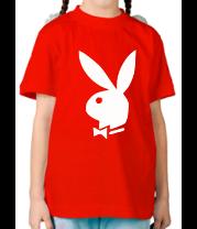 Детская футболка  Playboy