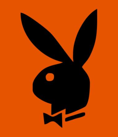 Мужская футболка  Playboy