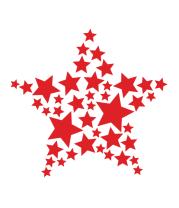 Детская футболка  Звезда