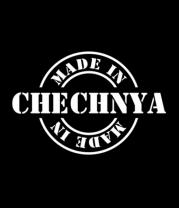 Детская футболка  Made in Chechnya (сделано в Чечне)