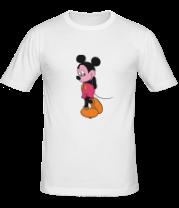 Мужская футболка  Mickey Mouse
