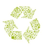 Детская футболка  Экология