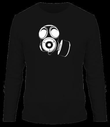 Мужская футболка с длинным рукавом Gas music