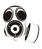 Мужская футболка  Gas music