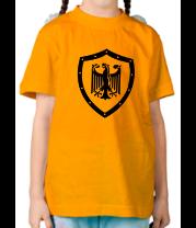 Детская футболка  Гербовый орел