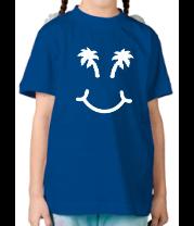 Детская футболка  Хочу отпуск!