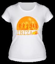 Женская футболка  Ibiza