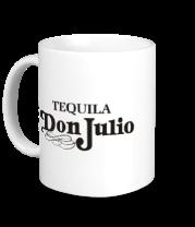 Кружка Tequila don julio
