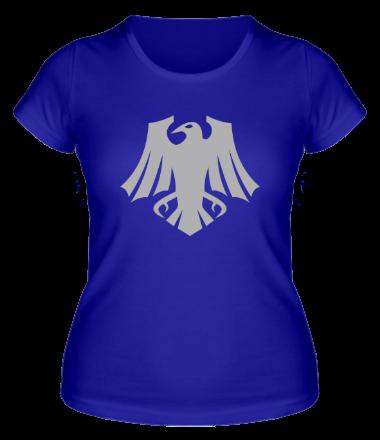 Женская футболка  Гвардия Ворона (Raven Guard)