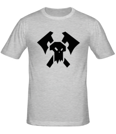 Мужская футболка  Орки (Orks)