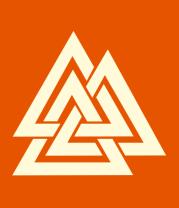 Футболка поло мужская Трикветра (валькнут) (свет)