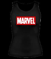 Женская майка борцовка Marvel Comics