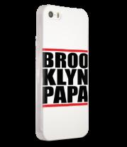 Чехол для iPhone Brooklyn papa