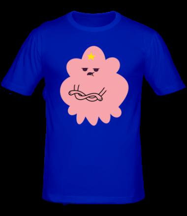 Мужская футболка  Злая Пупырка