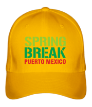 Бейсболка Spring break Puerto Mexico