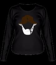 Женская футболка с длинным рукавом Владелец фермы