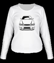 Женская футболка с длинным рукавом Toyota Chaser