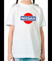 Детская футболка  Nissan
