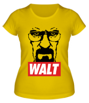 Женская футболка  Breaking Bad - Walter White